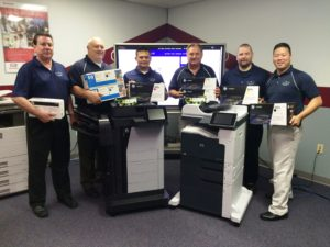 Laser Line Team of printer experts