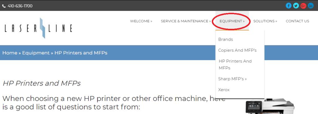 office machine brands