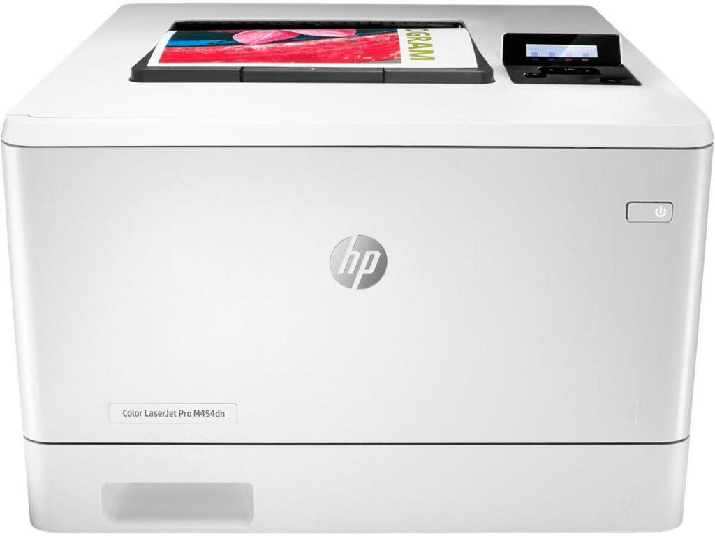 HP Laserjet M454dn